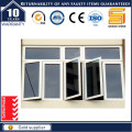 Wooden Grain Double Glazing Australia Standard Aluminum Window (50)